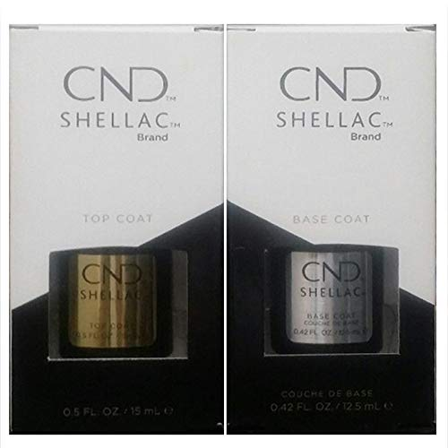 Scopri offerta per CND Shellac Base+Top coat Kit (big size)