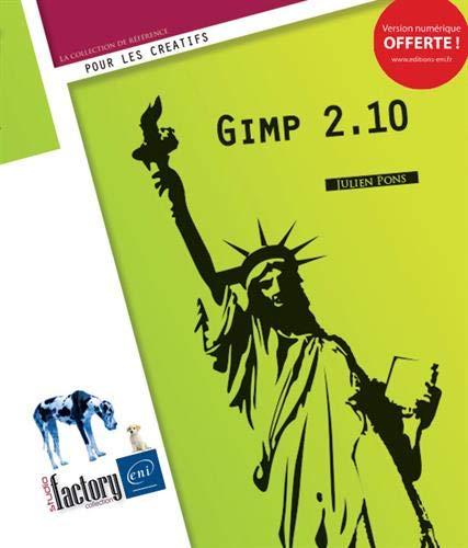 Gimp 2.10 par Julien Pons