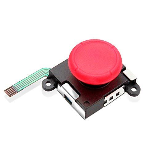 Preisvergleich Produktbild 3D Analog Thumb Stick Ersatz für Nintendo Switch,  für Joy-Con Controller Backup Joystick Rocker Balight