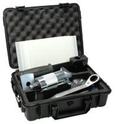 Türöffnungs-Set Einsatzkoffer Glocke beinhaltet die meistgebrauchten Werkzeuge zur Türnotöffnung