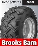 BikeIT Tubeless ATV Reifen 25x 8–12F968E-Prüfzeichen: Reifen und Röhren