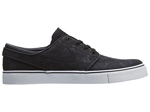 Nike  Zoom Stefan Janoski Elite, Herren Mokkasins Black/Black-White