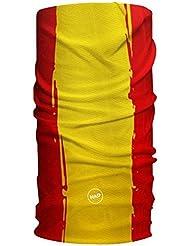 Pañuelo multifuncional HAD Original España para adulto, amarillo/rojo, talla única, HA110-0587