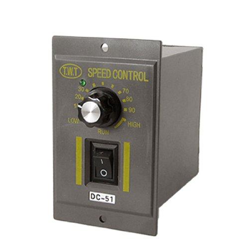 sourcingmap® DC-51 DC 90V AC 220V Getriebemotor Geschwindigkeit Kontrolle Schalter
