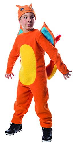 mon Charizard Costume, Large by Rubie's Costume Co (Glurak Kostüm)