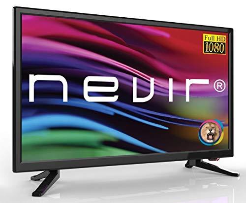 Nevir 7428 TV 22 LED FHD USB DVR HDMI Negra