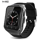 Oshide 3G WIFI Smart Watch 1.54 Zoll Bildschirm 2.0MP Kamera 1 + 16G Unterstützung Smartwatch für IOS Android Bluetooth Smart Uhren