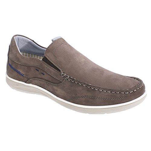 Roamers - Chaussures décontractées - Homme Bleu Marine