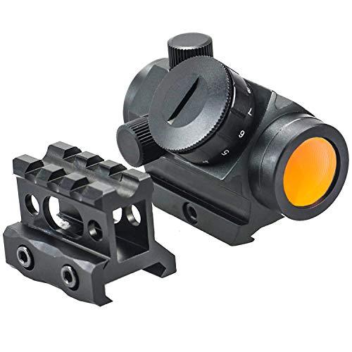 Hauska Taktisch Red Dot Visier Rotpunktvisier Flex Holographische Zielfernrohr 1x25 1