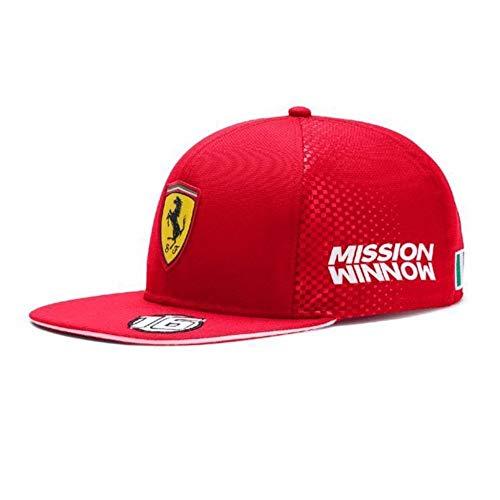 Puma Ferrari Charles Leclerc Driver Flatbrim Cap 2019, F1