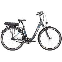 FISCHER E-Bike City ECU 1401, Anthrazit