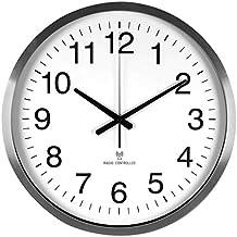 Velleman Reloj de Pared DCF – diámetro ...