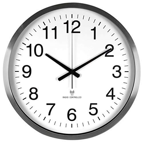 Velleman Horloge Murale DCF - Ø 50 CM - WC50D