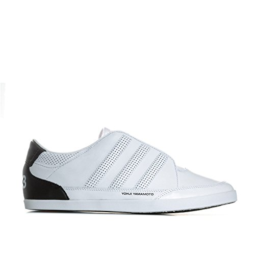 reputable site 96283 bbde1 Mens Y-3 Mens Y-3 Honja Low Classic II Trainers in White Black