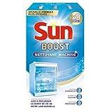 Sun Boost Nettoyant Lave-Vaisselle Dégraissant, Détartrant, Purifiant Expert Lot de 1
