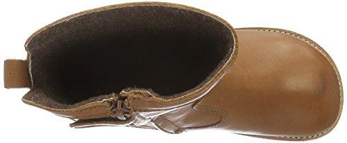 Bisgaard Unisex-Kinder Tex Boot 60519216 Schneestiefel Braun (502 Cognac)