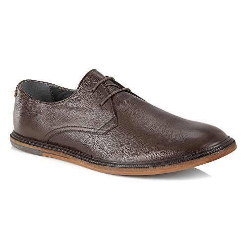 Frank Wright Burley Scarpa Brown Leather