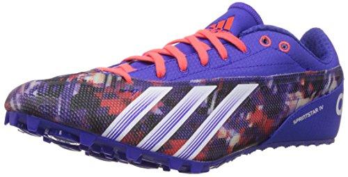 adidas, Scarpe da corsa uomo Viola / bianco / rosso / nero