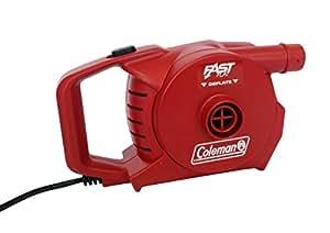 Coleman Pompe Electrique sur Secteur pour Gonfler et DéGonfler Quickpump 230V