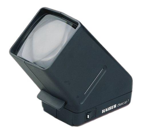 Kaiser Fototechnik 2003 diascop 1 Dia-Betrachter Batteriebetrieb (Ersatzlampe: 2107)