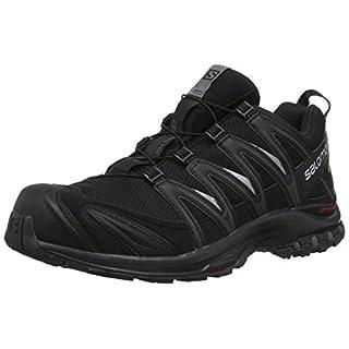 Salomon Herren XA Pro 3D   Trailrunning-Schuhe, schwarz (black/black/magnet), Gr. 42 2/3