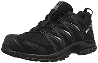 Salomon Men's Trail Running Shoes, XA PRO 3D GTX, Colour: Black (Black/Black/Black), Size: EU 48 (B01HD6RJ3Y) | Amazon price tracker / tracking, Amazon price history charts, Amazon price watches, Amazon price drop alerts