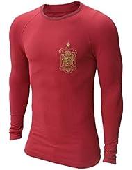 Sandsock 41900.003.2 Camiseta Térmica, Rojo, S
