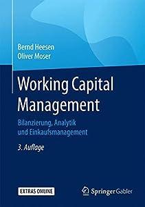 Working Capital Management: Bilanzierung, Analytik und Einkaufsmanagement