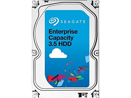 Seagate Technology LLC SEAGATE Enterprise Capacity 3.5 4TB SED HDD 7200rpm SATA serial ATA 6Gb/s 128MB cache 8,9cm 3,5Zoll 24×7 512Emulation BL