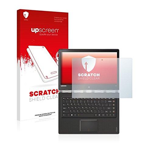 upscreen Scratch Shield Clear Bildschirmschutz Schutzfolie für Lenovo Yoga 900 (hochtransparent, hoher Kratzschutz)