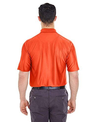 UltraClub Herren Poloshirt Orange