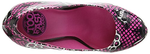Too Fast Brand SHBW-HATEFK, Scarpe chiuse donna Rosa (rosa)