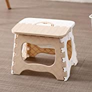 Folding Step Stool Foldable Plastic Portable Small Stool Chair Bench For Children Kids Adults Outdoors Bathroo