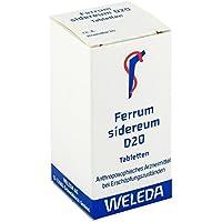 Ferrum Sidereum D 20 Tabletten 80 stk preisvergleich bei billige-tabletten.eu