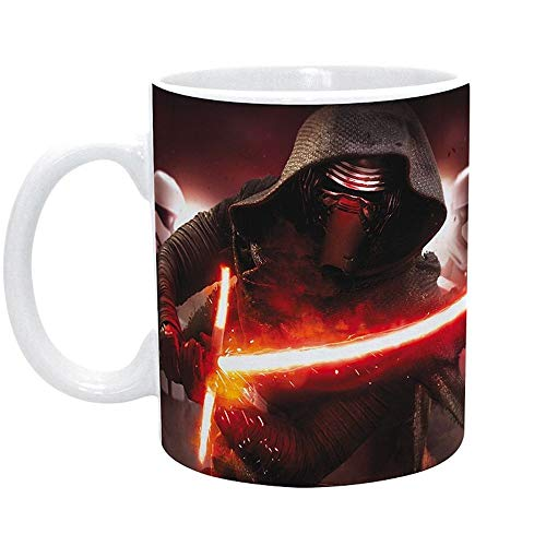 Star Wars - Kylo Ren First Order - Tasse | Füllmenge 320 ml | Offizielles Merchandise