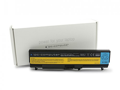 Batterie 48Wh Compatible pour la Serie Lenovo ThinkPad L412
