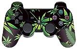 Schutzfolie für Playstation 3 Controller- Weeds schwarz