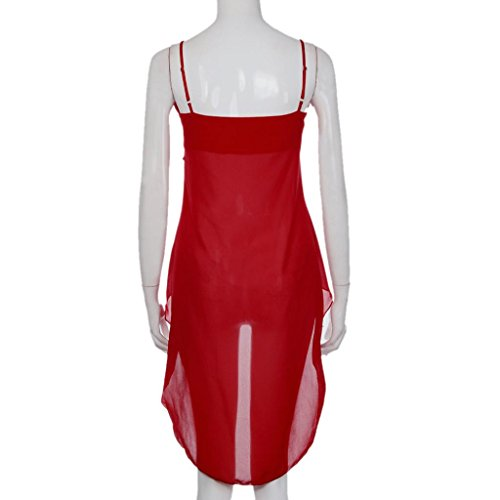 Sixcup Canotta - Donna Red