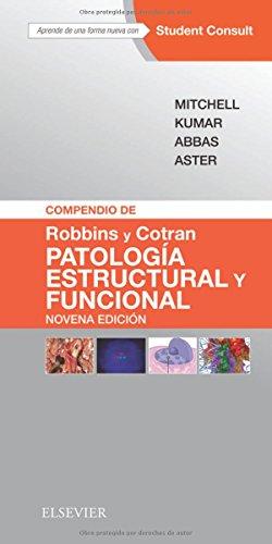Portada del libro Robbins y Cotran. Patología estructural y funcional - 9ª edición