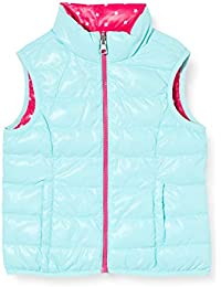 United Colors of Benetton Gilet Abrigo para Niñas