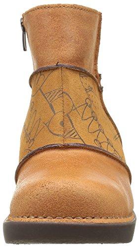 Art - ZUNDERT ANKLE BOOT, Stivali Donna Marron (Wax Henna)