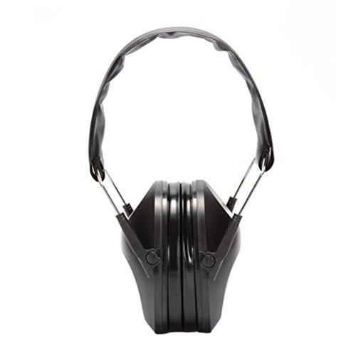 LEDMOMO Professionelle Rauschunterdrückung Gehörschutz Sicherheit Ohrenschützer für