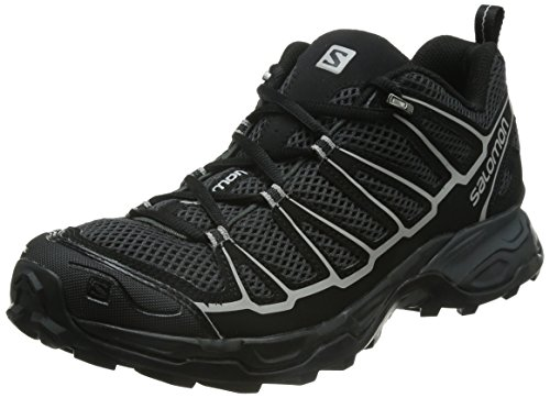 Salomon X Ultra Prime Hiking Shoes, Men's UK 6.5  (Black)