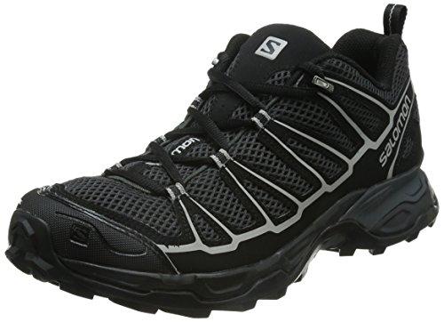 Salomon X Ultra Prime, Scarpe Sportive, Uomo, (Asphalt/Black/Aluminium), 44