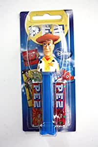 Pez - Woody Toy Story - Distributeur