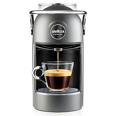 Lavazza A Modo Mio Jolie Plus Coffee Machine, 1250 W, 0.6 Liters, Silver