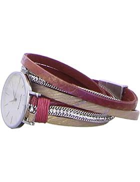 Tamaris Uhr für Damen Rezi E02063420