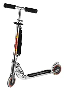 HUDORA Big Wheel Silber, 125 mm Rolle (Art. 14600/03)