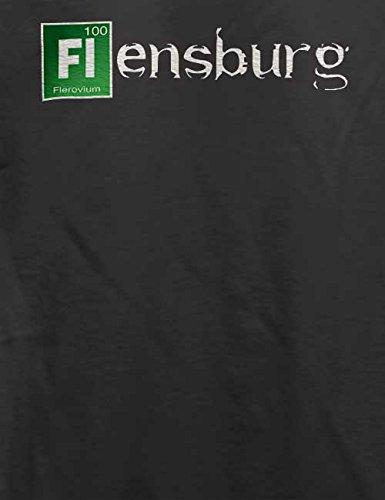 Flensburg T-Shirt Grau