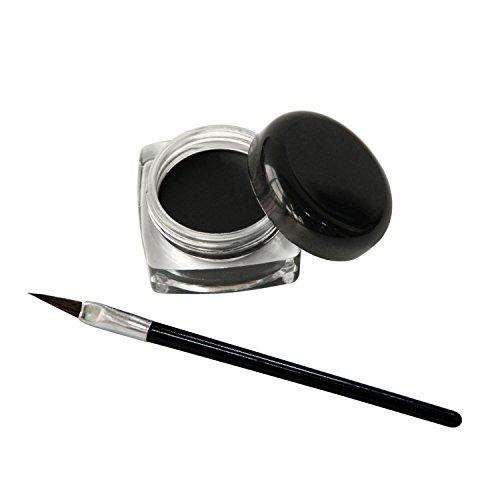 vente skyblueukensemble eyeliner longue dure en gel rsistant leau pinceau pour maquillage noir. Black Bedroom Furniture Sets. Home Design Ideas